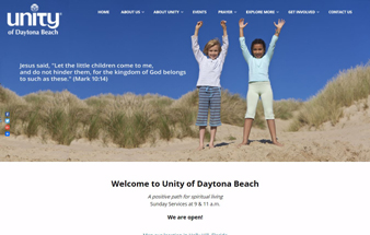 Unity of Daytona Beach hom