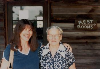 Cheryl Harrison and Helen Bullock